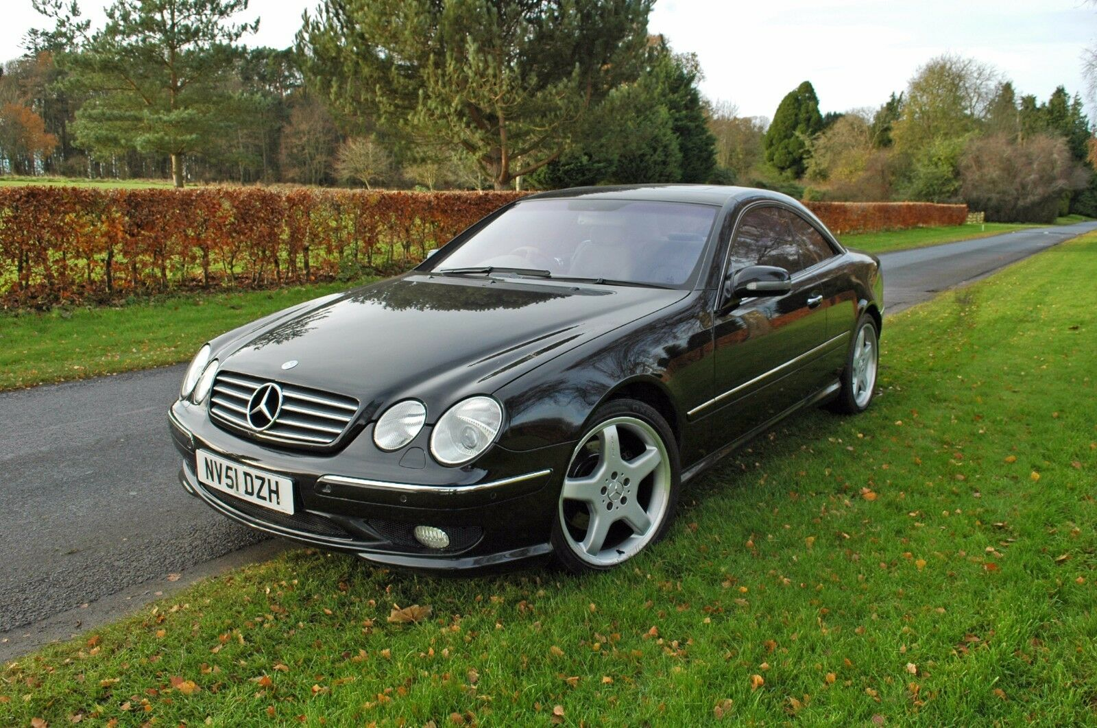 Mercedes cl500 2001 superb car with full service history for Mercedes benz car history