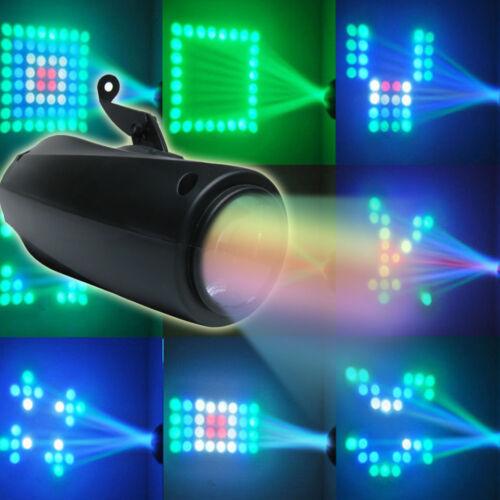 mini 64 led laser party licht projector dj disco stage xmas light rgbw laser licht effekte. Black Bedroom Furniture Sets. Home Design Ideas