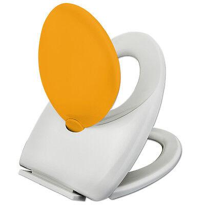 wc sitz toilettendeckel toilettensitz kinder klodeckel klobrille absenkautomatik. Black Bedroom Furniture Sets. Home Design Ideas