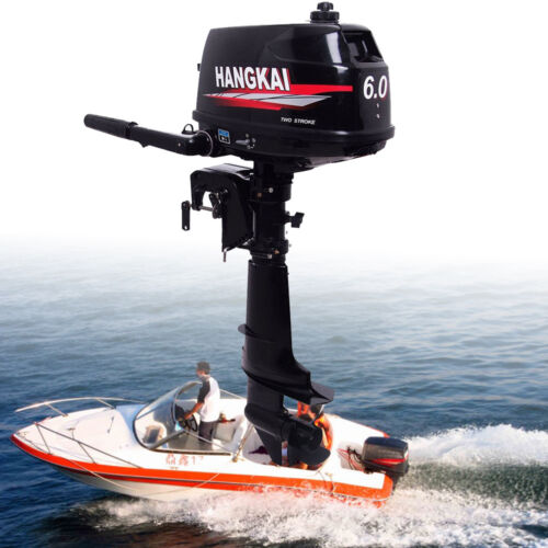 Uk Sale 6hp Outboard Engine Inflatable Fishing Motor Boat