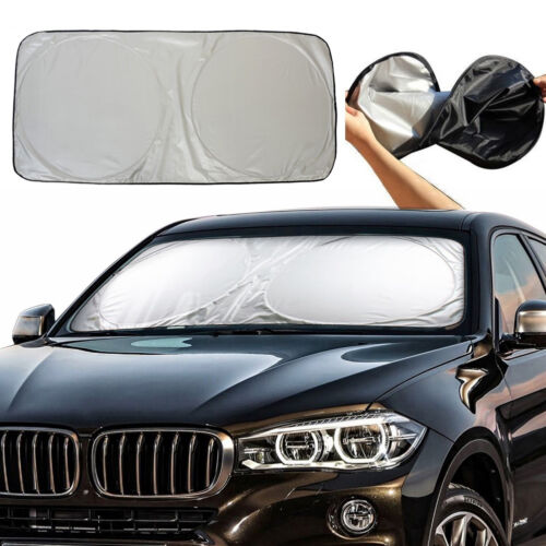 foldable front sun visor suv windshield sun protector cool product car sunshade sun visors. Black Bedroom Furniture Sets. Home Design Ideas