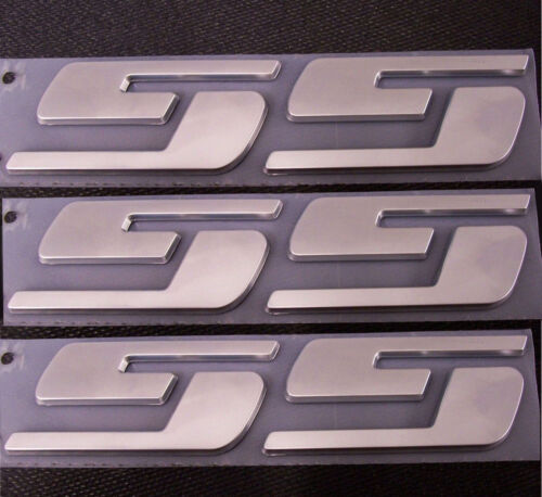 2x OEM Black Texas Edition Emblem Badge 3D Silveraod fits Chevy L