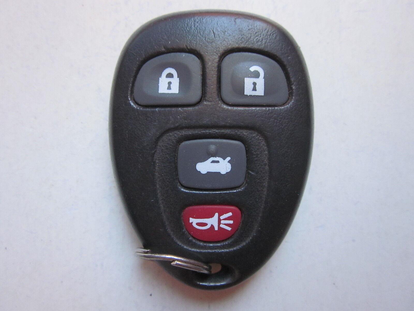 Oem Gm Keyless Remote Entry Key Fob Transmitter Alarm