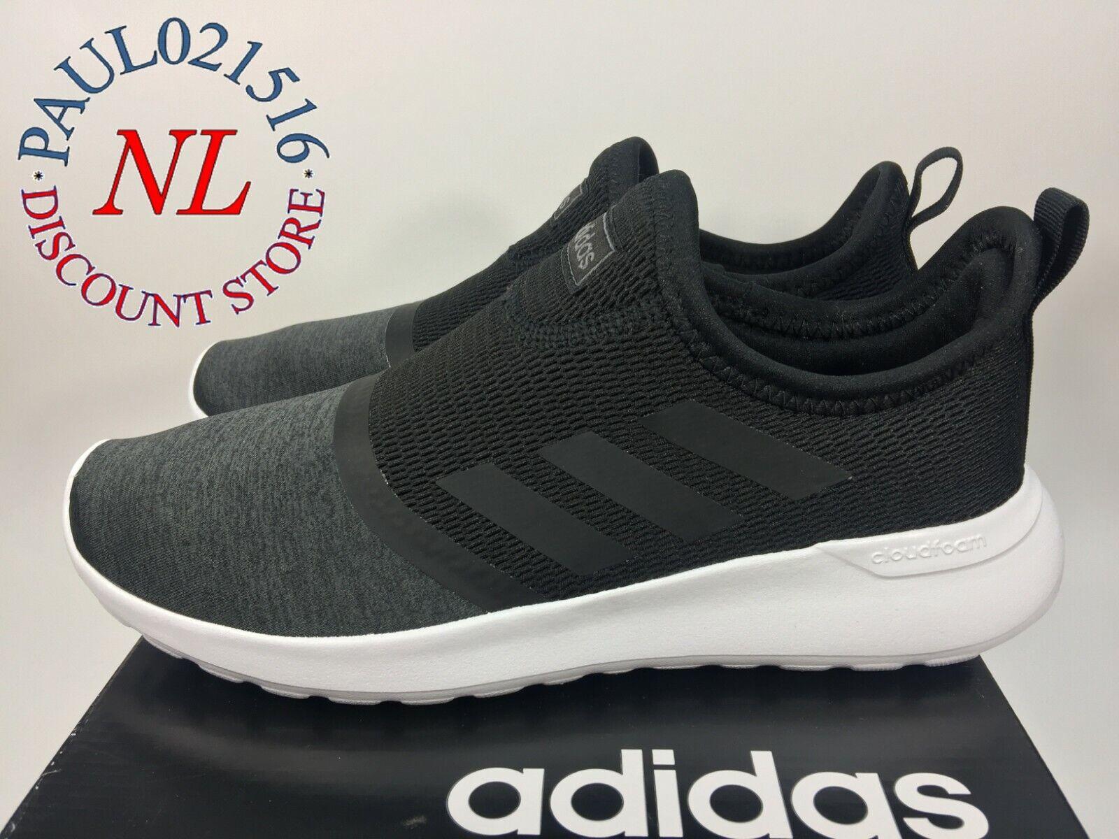 Adidas Women's Cloudfoam Lite Racer Slip Running Shoes