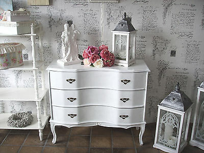 chippendale kommode schrank unikat shabby jahrgang rein. Black Bedroom Furniture Sets. Home Design Ideas