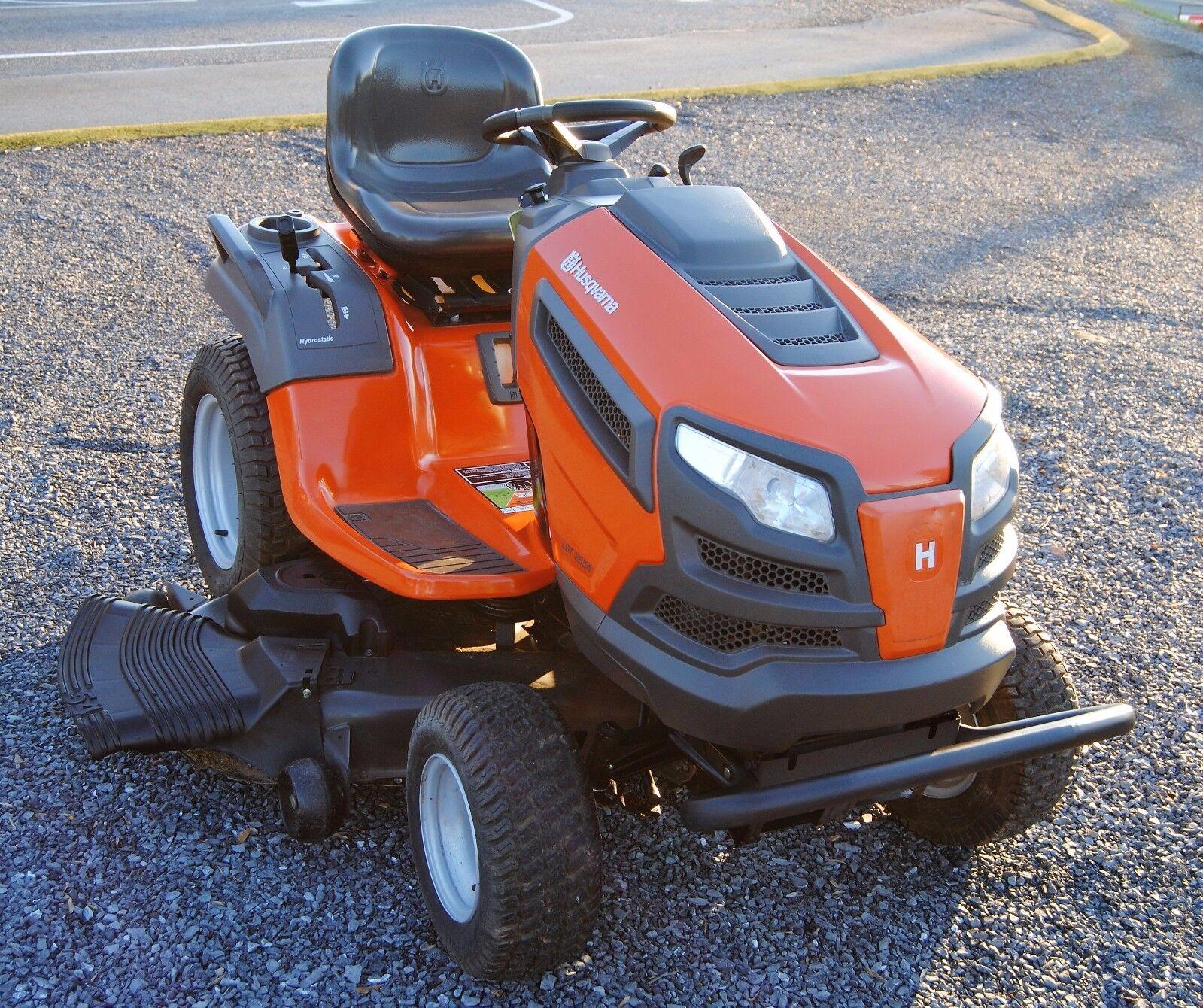 Husqvarna Lawn Tractor Mirrors : Husqvarna lgt lawn tractor riding mower