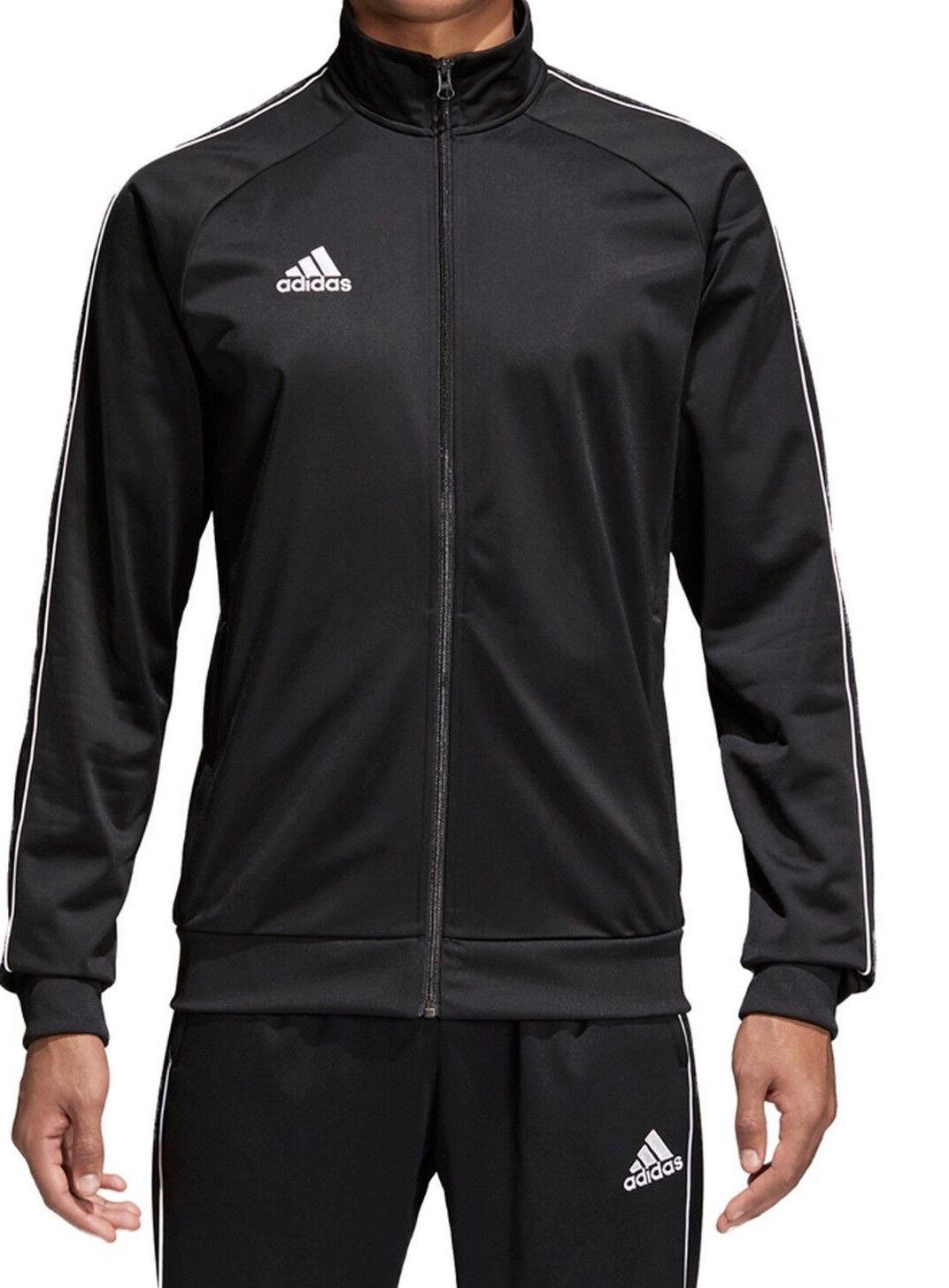 Adidas Core 18 Herren Trainingsanzug Fußball Sport Jogginga ...