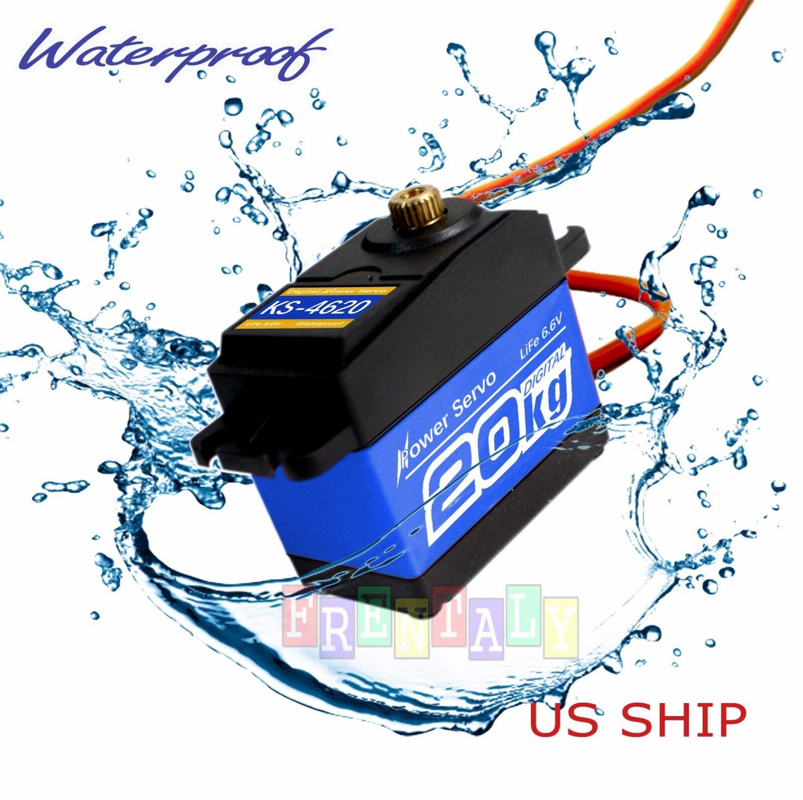 K5 waterproof high torque metal gear rc servo motor for Rc car servo motor