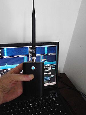 2x SDR TCXO software defined radio receiver RTL2832U+R820T2 TWO .05-1ppm