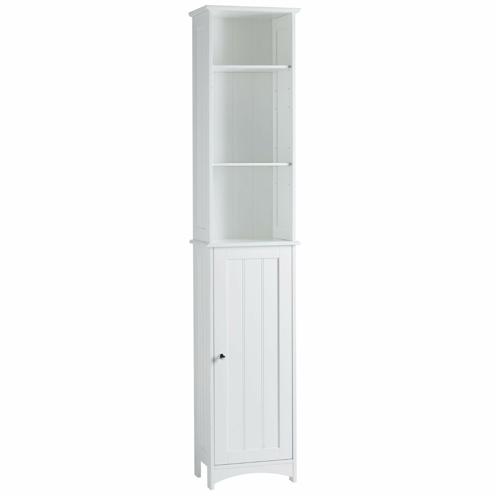 tall bathroom storage cabinets with doors vonhaus colonial white unit boy bathroom door cabinet 25781