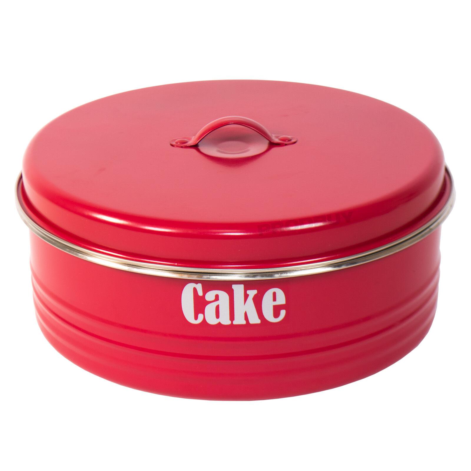 Round Tin Cake