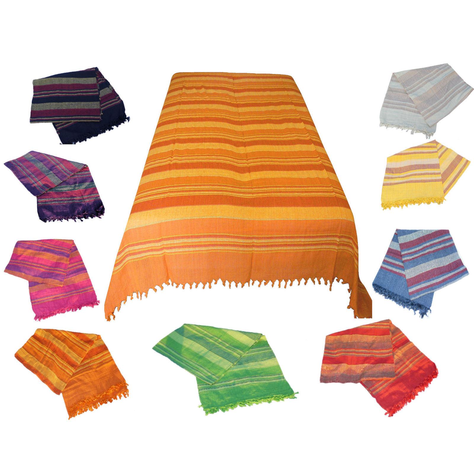 tagesdecke xxl sofa berwurf bett berwurf wohndecke nepal morocco baumwolle decke bett berw rfe. Black Bedroom Furniture Sets. Home Design Ideas