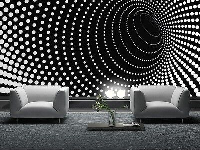 Wallpaper mural photo black abstract giant wall decor for 8 sheet giant wall mural