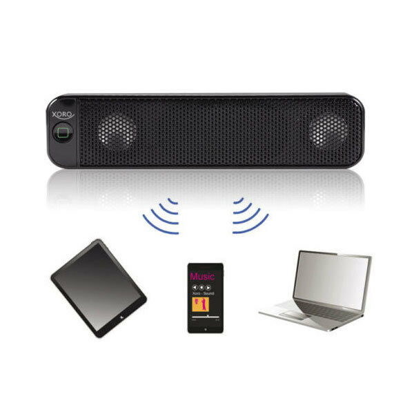 bluetooth lautsprecher soundboost xoro hxs 700 speaker sound box mit akku mobile audio docks. Black Bedroom Furniture Sets. Home Design Ideas