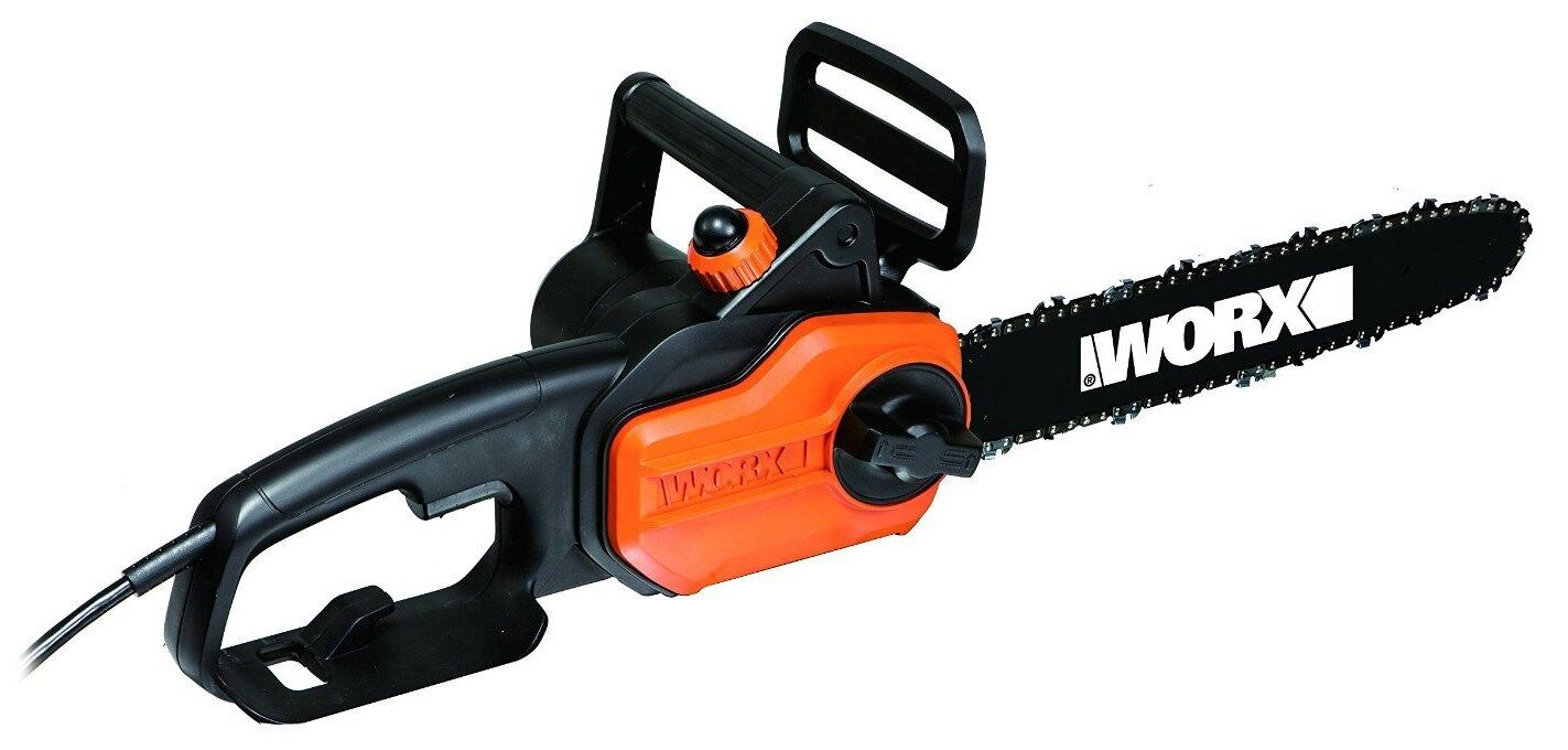 Wg305 1 Worx 8 Amp 14 Quot Electric Chain Saw Chainsaws